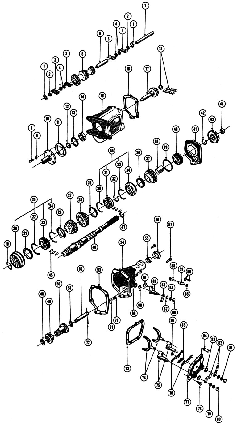 muncie m21 diagram