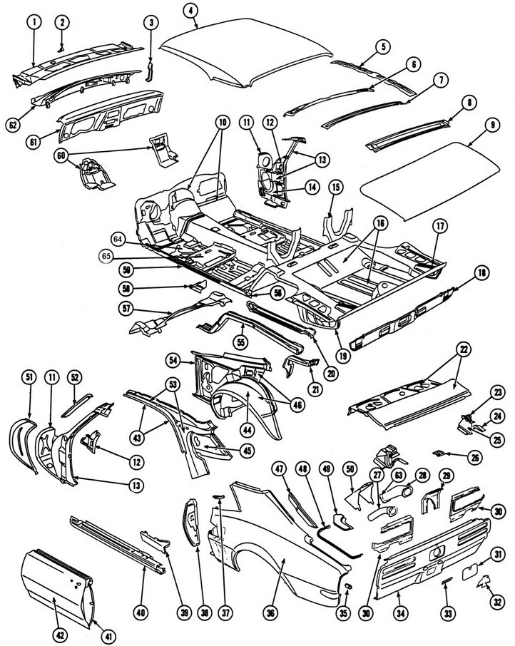 1967 chevy camaro wiring diagram