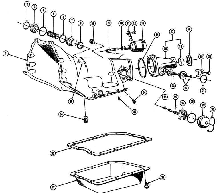 1987 Turbo 400 Transmission Diagram on 34 ford 5 window coupe for sale
