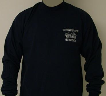 Mock T-Neck Long Sleeve
