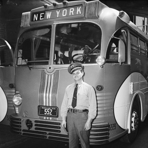Grey Hound bus 1932