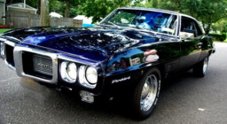 Ralph's 69 bright eyed 400cu.in Firebird