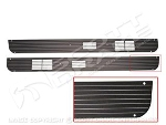 67-68 Mustang Deluxe Door Panel Speaker Grilles