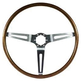 67-68 Camaro Woodgrain Steering Wheel