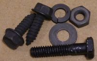 67-69 Firebird Gas Pedal Rod Support Bolts