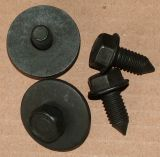 67-69 Firebird Battery Tray Bolts