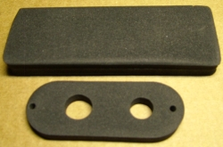 67-69 Camaro Heater Box Cover Seal Kit