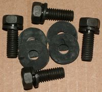67-69 Firebird Upper Rear Shock Bracket Bolts/Seals