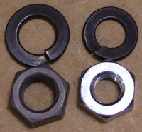 67-69 Firebird Steering Coupler Nuts