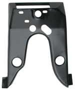 69 Camaro Center Tailpan Floor Brace