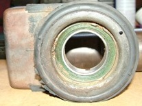 1962 Cadillac driveshaft center bearing