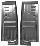 64-68 Mustang Floor Pan Full-Length LH