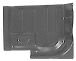 64-68 Mustang Floor Pan Rear LH