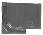64-68 Mustang Floor Pan Rear RH
