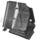 64-70 Mustang Floor-Firewall Extension LH