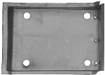 64-70 Mustang Floor Pan Reinforcement LH