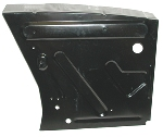 67-68 Mustang Fender Front Apron LH