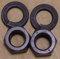 68-69 Firebird Rear Shock Anchor Nuts