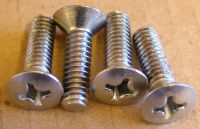 67-69 sunvisor support screws