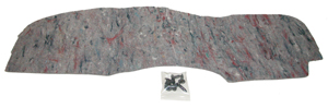 67-69 Camaro Insulation Pad Kit