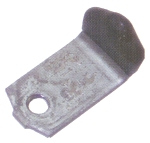 68-69 Firebird  Door Lower Foward Window Stop