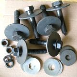 67-68 Body Mount Bushing Hardware Kit