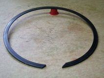 64-69 Super Turbine 300 High Clutch Flange Thrust Snap Ring